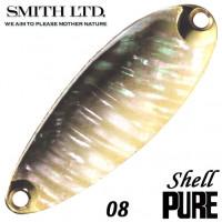 SMITH PURE SHELL II 3.5 G 08 BK/G