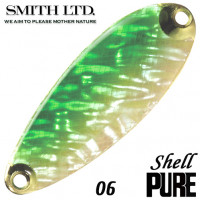 SMITH PURE SHELL II 5.0 G 06 GR/G