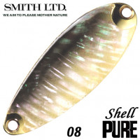SMITH PURE SHELL II 5.0 G 08 BK/G