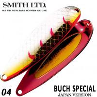 SMITH BUCH SPECIAL JAPAN VERSION 24 G 04 SRDY