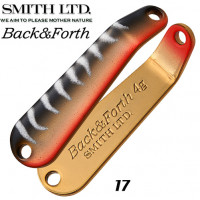 SMITH BACK&FORTH 4 G 17