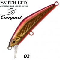 SMITH D-COMPACT 38 02