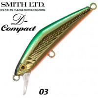 SMITH D-COMPACT 38 03