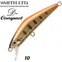 SMITH D-COMPACT 45 10