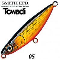 KAHARA KJ Paddle Tail Worm 3.5 01
