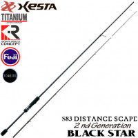 XESTA BLACK STAR 2ND...