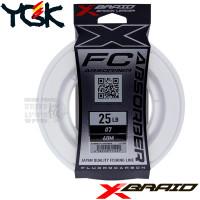 X-BRAID ABSORBER FC 60 M SHOCK LEADER 25 LB