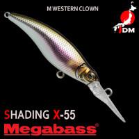 MEGABASS SHADING-X55 04