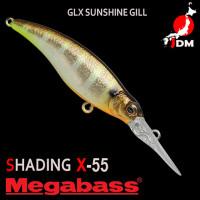 MEGABASS SHADING-X55 11