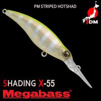 MEGABASS SHADING-X55 14