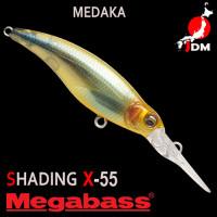 MEGABASS SHADING-X55 18