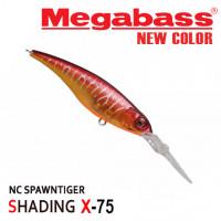 MEGABASS SHADING-X75 13