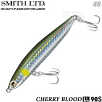 SMITH CHERRY BLOOD LL90S 40