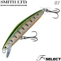 Smith F-select 51 07 CHART...
