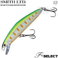 Smith F-select 51 13 LIME...