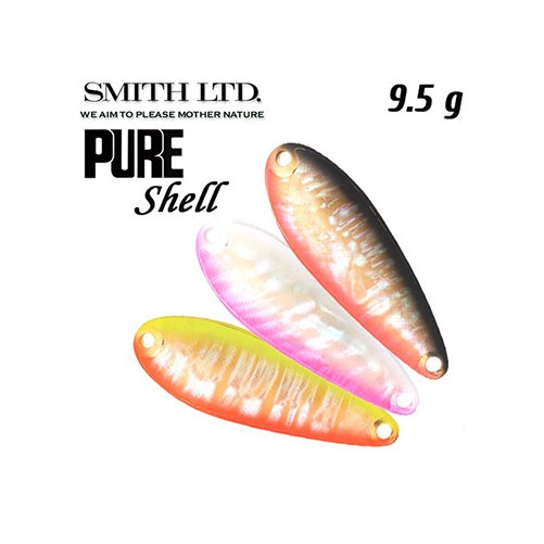 SMITH PURE SHELL II 9.5 G