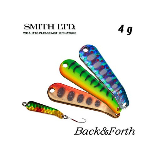 SMITH BACK&FORTH 4 G