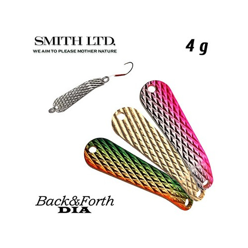 SMITH BACK&FORTH DIAMOND 4 G