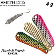 SMITH BACK&FORTH DIA 4 G