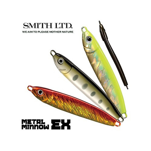 SMITH METAL MINNOW EX