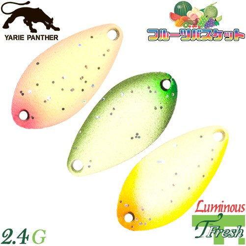 YARIE T-FRESH FRUIT LUM COLOR 2.4 G