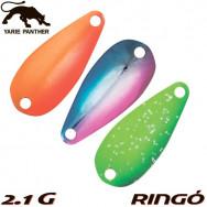 YARIE RINGO GOLD&SILVER BASE 2.1 G