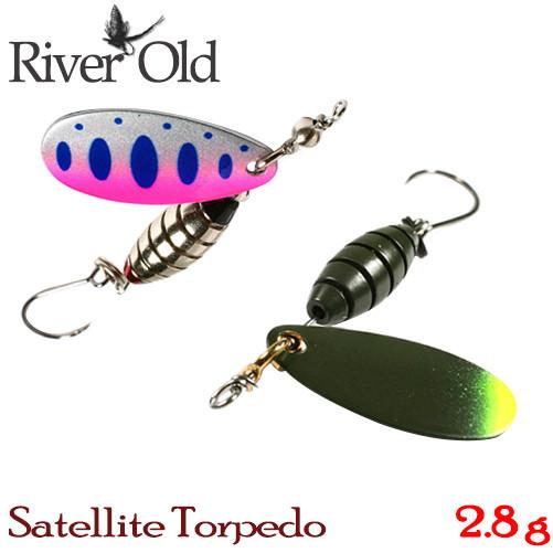 SATELLITE TORPEDO 2.8 G
