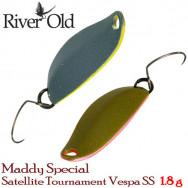 SATELLITE TORNAMENT VESPA MADDY SPECIAL SS 1.8 G