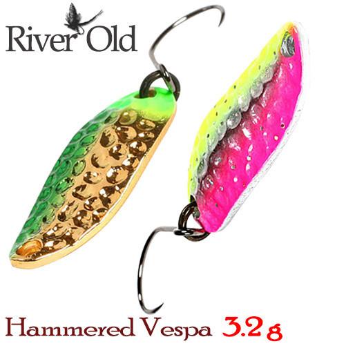 HAMMERED VESPA 3.2 G