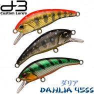 D-3 CUSTOM DAHLIA 45SS 4.5 G