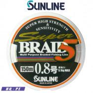 SUNLINE SUPER BRAID PE5 150 M