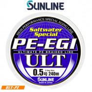 SUNLINE SALT WATER SPECIAL PE-EGI ULT 240 M