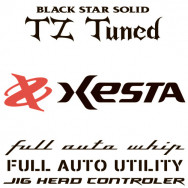 XESTA BLACK STAR SOLID TZ TUNED