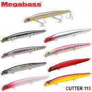 MEGABASS CUTTER 115