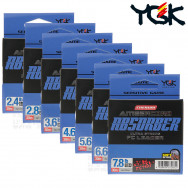 AMBERCORD ABSORBER FC 30 M SHOCK LEADER
