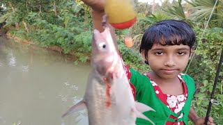 Best Hook Fishing Video - Beautiful Girls Fishing - Fishing By Hook (Part-431)