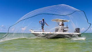10 Most Satisfying Big Cast Net Fishing Video - Traditional Net Catch Fishing in The River