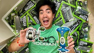 Revealing my MOST USED Fishing Tackle!!! (You Won't Believe This)