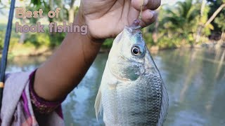 Best Hook Fishing Video - Traditional Hook Fishing - Fishing By Hook (Part-475)